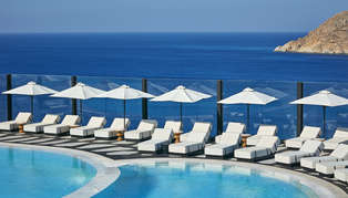 Royal Myconian Resort, Greece
